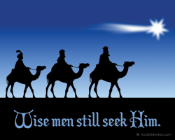 Wise Men Still Seek Him 8x10 printable